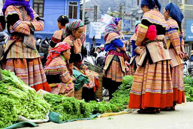 Ethnic Markets – A Cultural Beauty of Ha Giang
