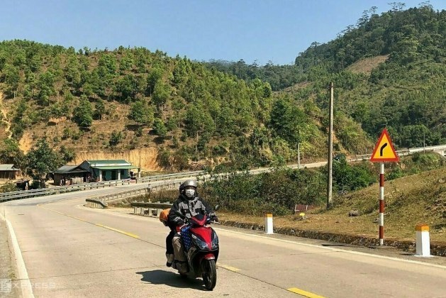 Age is but a number: sexagenarians make transnational motorbike trip